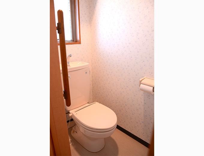 トイレ(手すり付き)